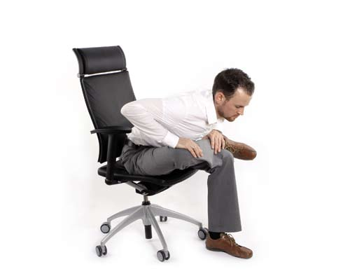 Resilienz_OfficeYoga_Richtig Sitzen